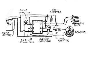 Kapotski Optical Sound Generator