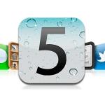 iOS icon banner