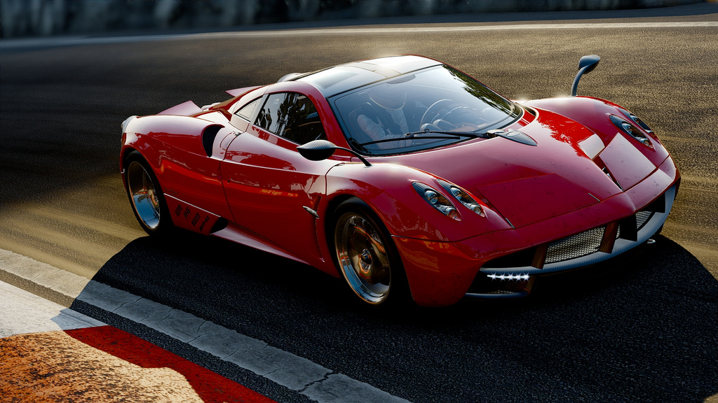 Project CARS header