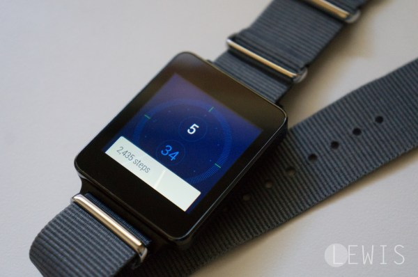 lg g watch android wear nato strap
