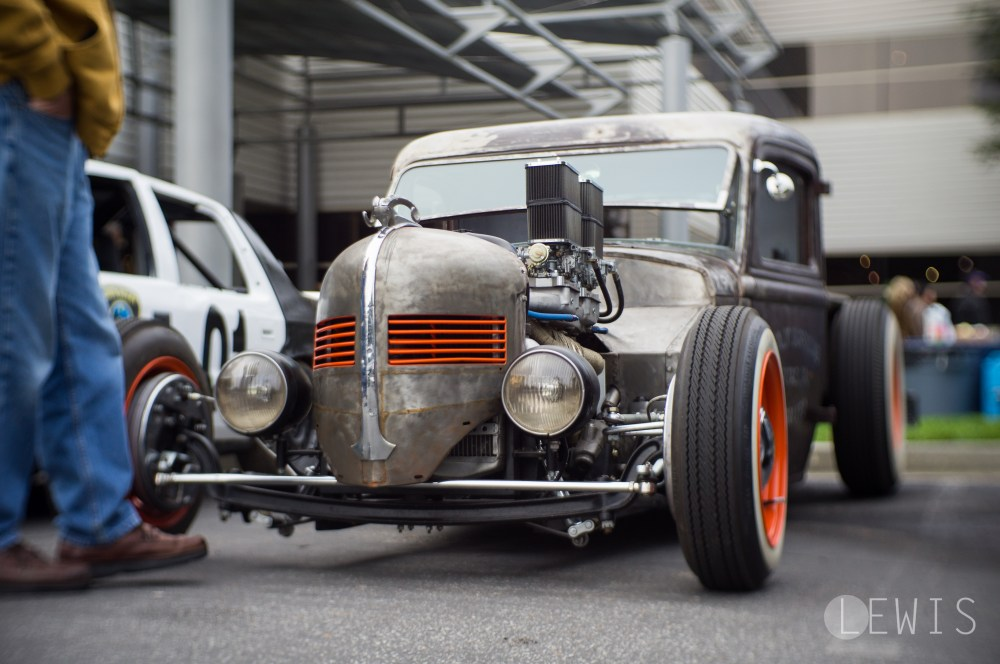 Rat Road at Canepa Cars & Coffee