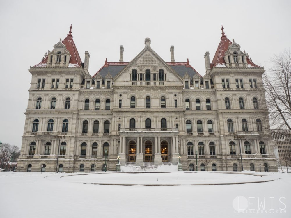 Albany New York Capital Building