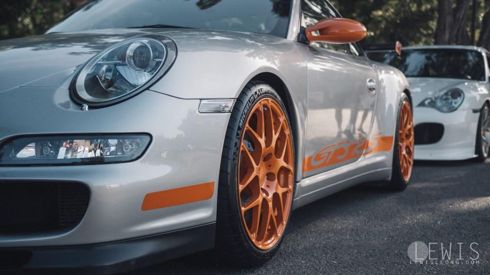 Sharkwerks Porsche GT3RS