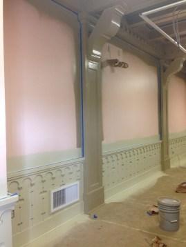 New Cannon Shop paint