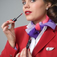 Virgin Atlantic Lippy Shoot