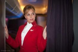 Air cabin uniform