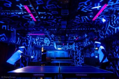 The UV Room