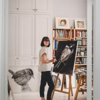 Open House: Jill Meager Portrait