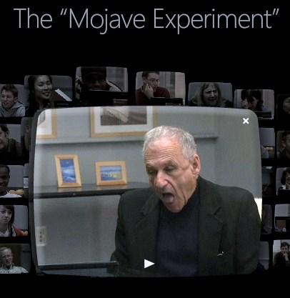 www.MojaveExperiment.com