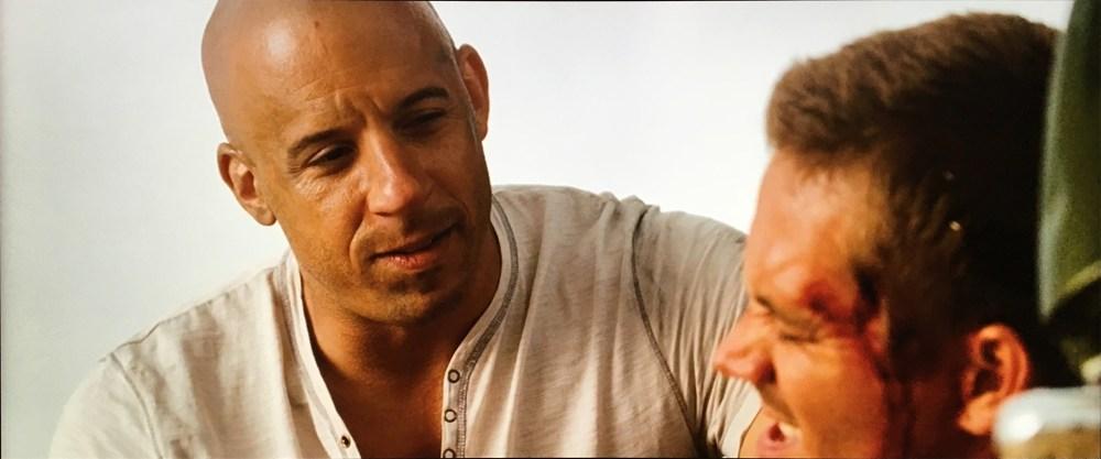 Dom forgives Brian