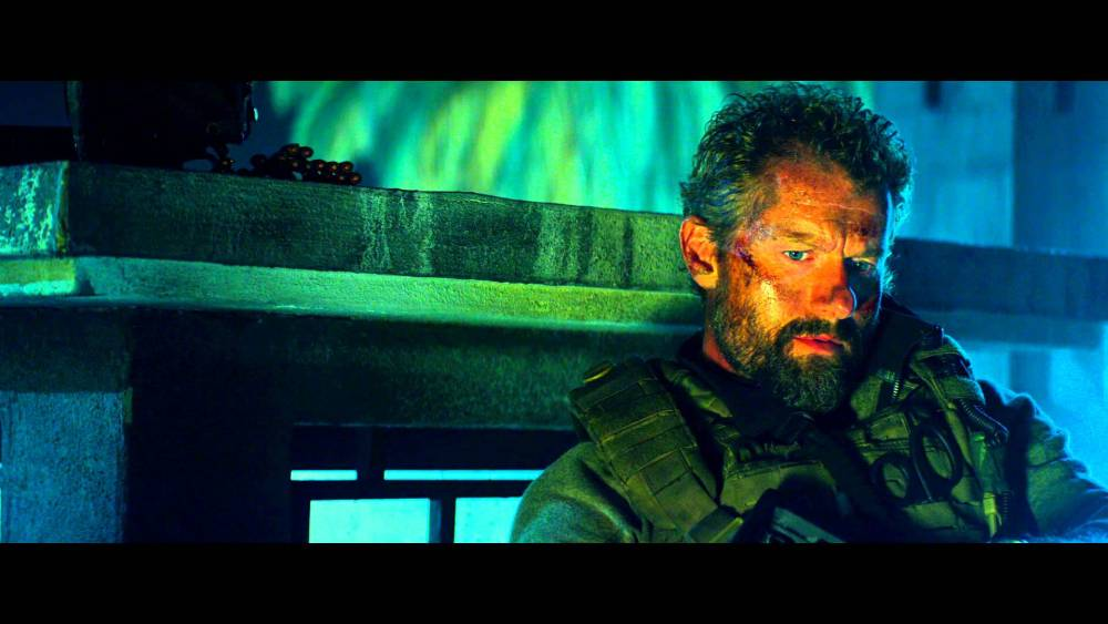 James Badge Dale as Rone in 13 Hours