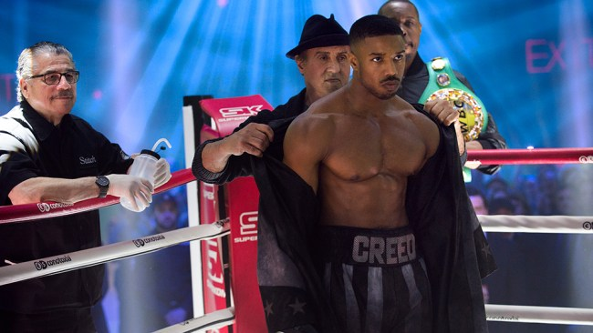 rocky and adonis creed ii