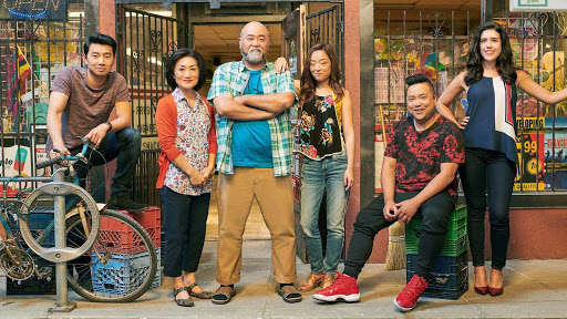 kims convenience full cast