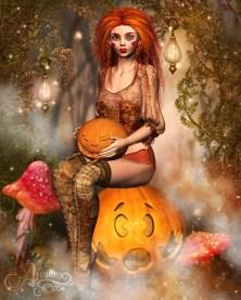 0096_Pumpkin Girl2
