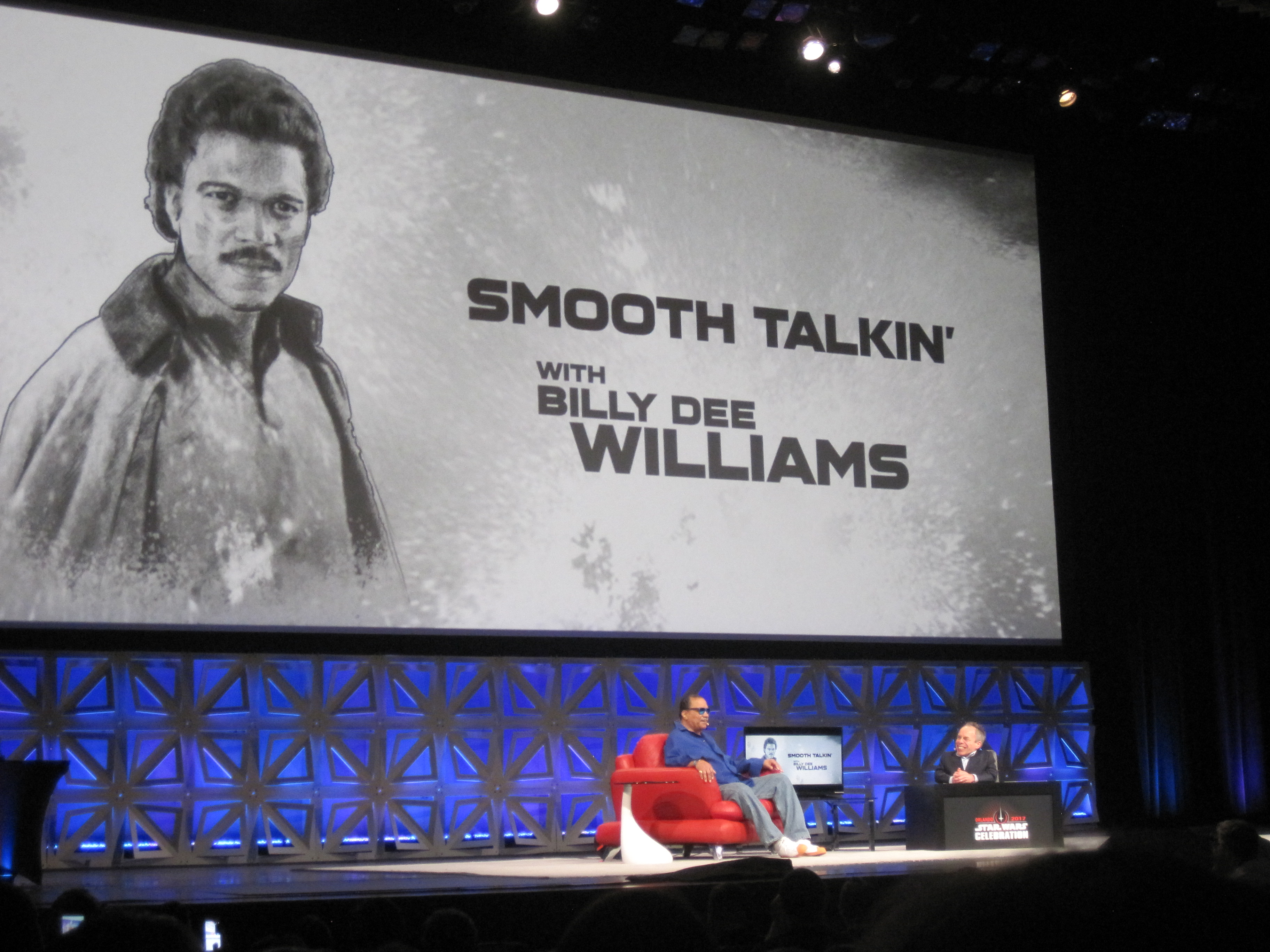 Smooth Talkin' With Billy Dee Williams