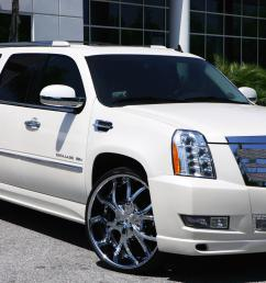 lexani custom luxury wheels vehicle gallery 2011 cadillac escalade [ 2000 x 1200 Pixel ]