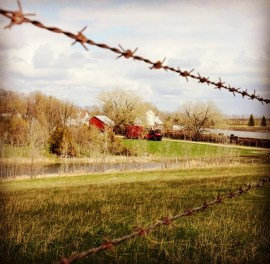 The Johnson farm in Webster, SD. A place of many tears, memories and character defining moments for me. A home where my faith emerged.