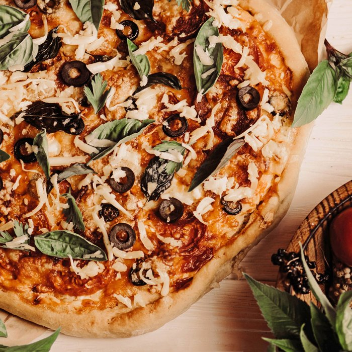 Pizza ♥️ Love