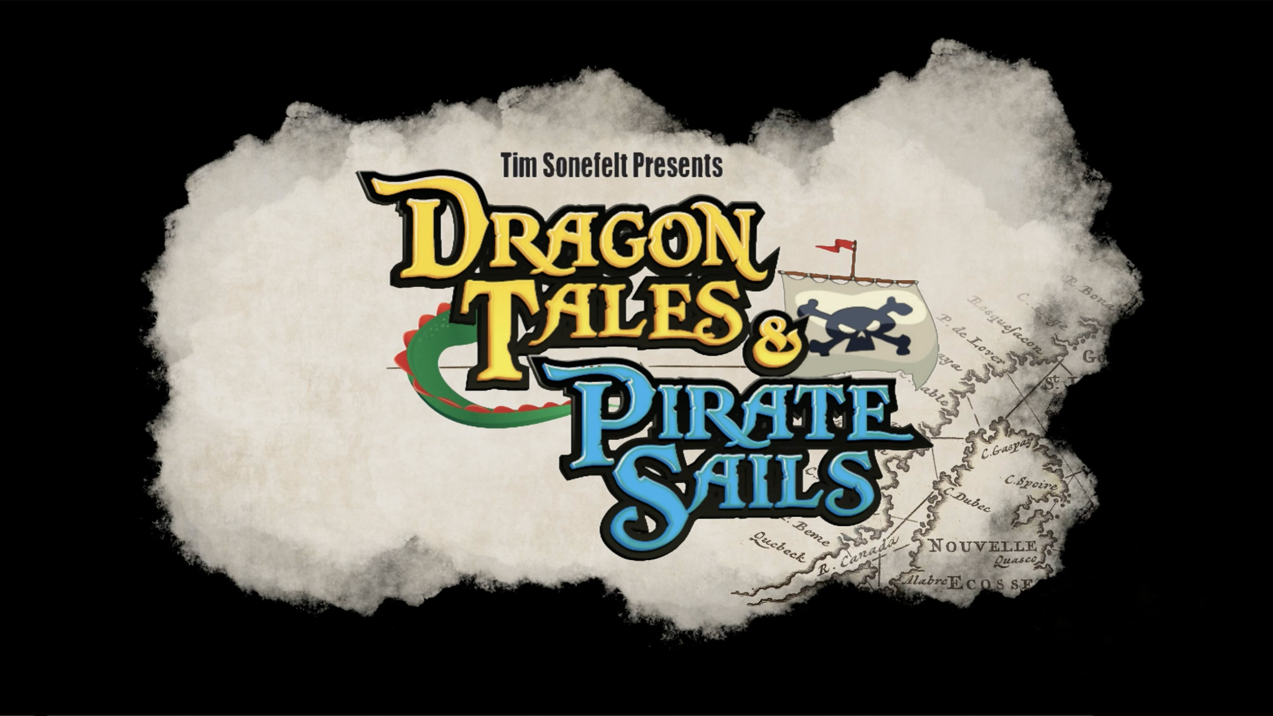Dragon Tales & Pirate Sails