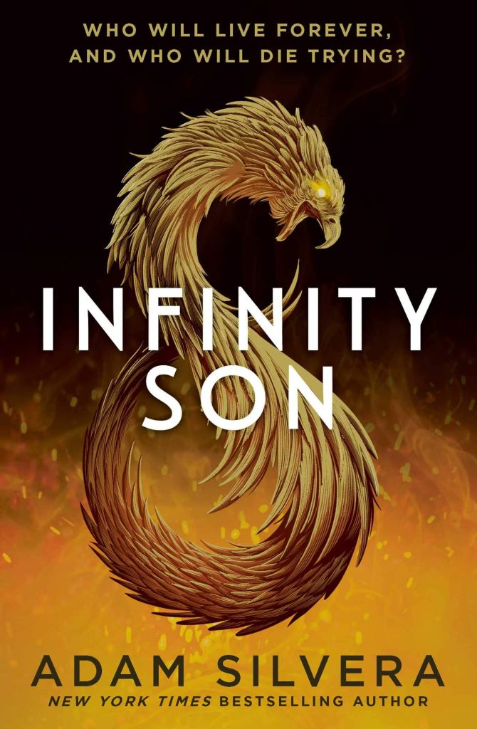 Infinity Son (Infinity Cycle #1) by Adam Silvera