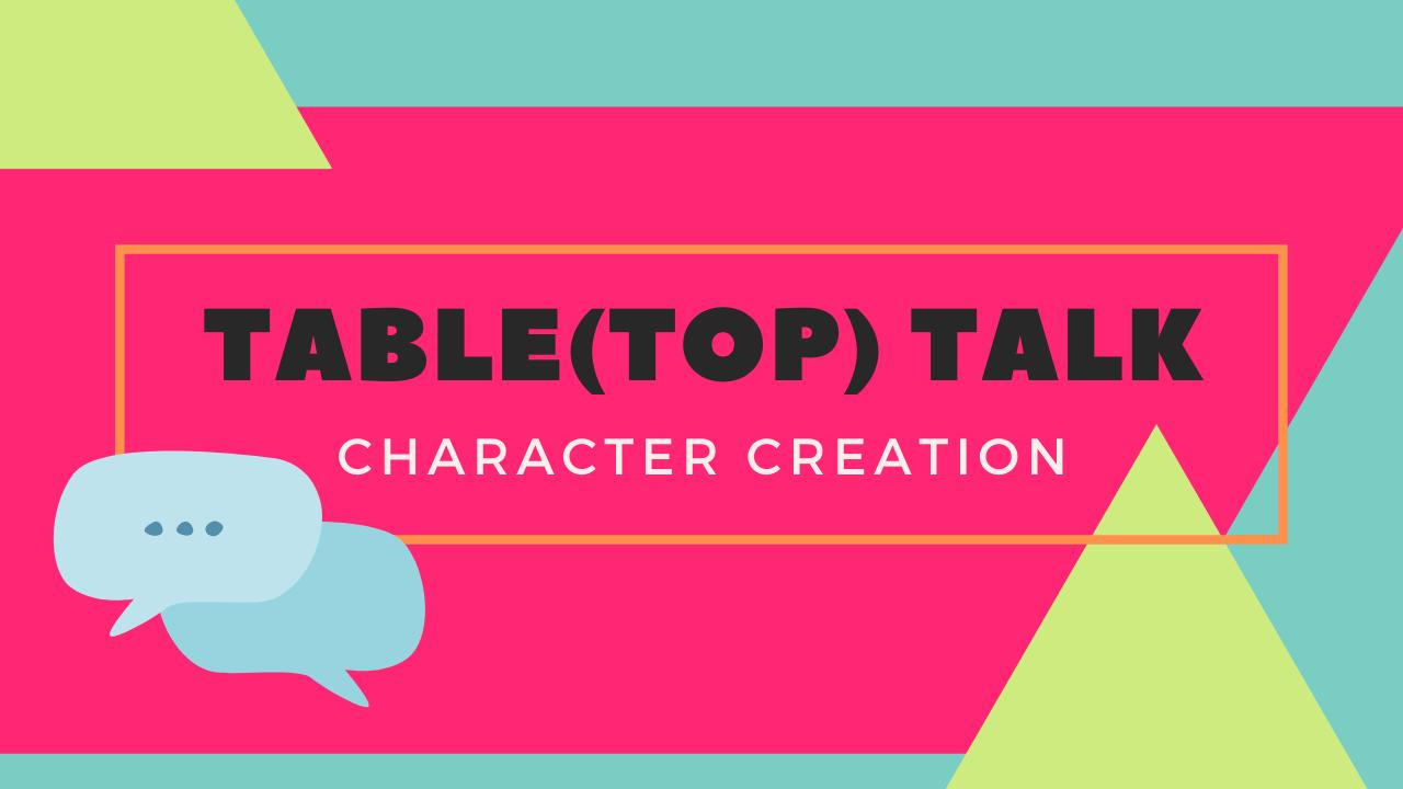tabletop talk
