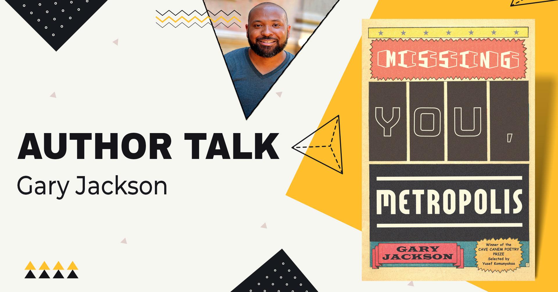 author talk gary jackson poet
