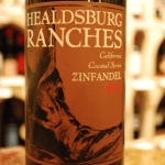 Healdsburg Ranches 2011 Zinfandel California North Coast