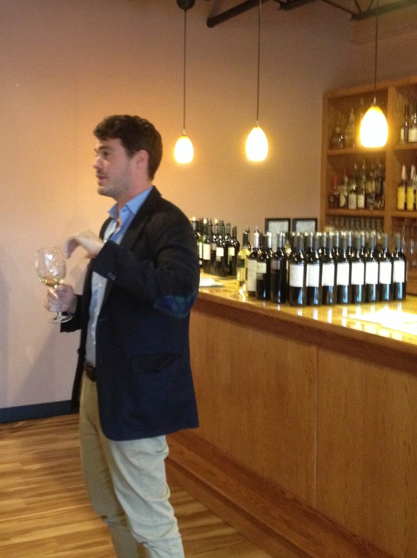 spanish-wine-event-inigo-eschavarri-from-baron-de-ley-vineyards-in-rioja13308253_521997691317686_3904539626889303580_o