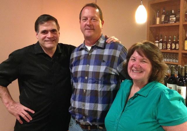 Matt Cline Three Wine Company 2