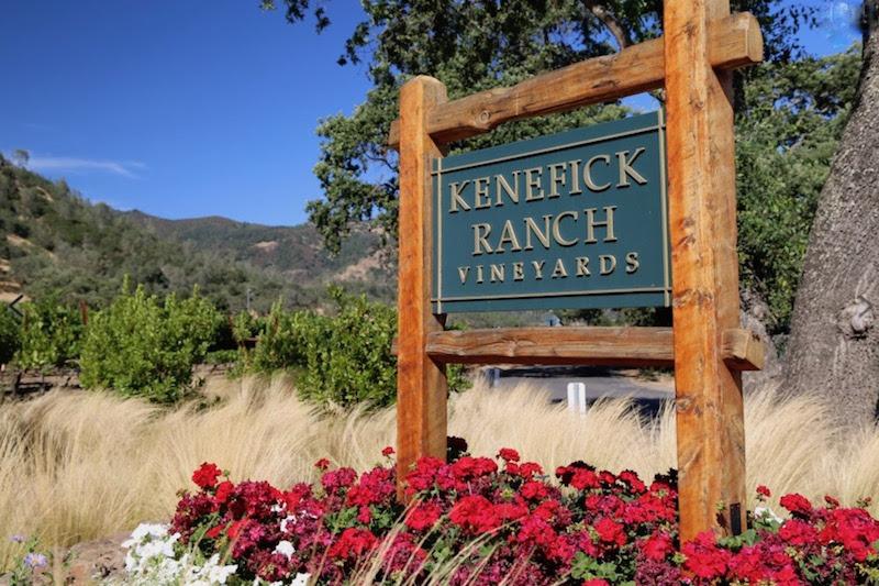 Kenefick Ranch Winery 6