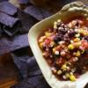 Roasted Corn & Black Bean Salsa from LexEats.com
