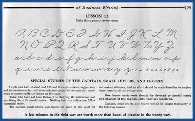 Faq Friday Does Handwriting Matter?