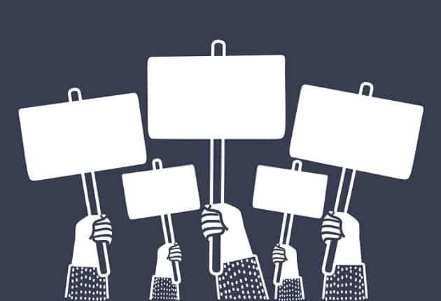 Derecho a la libre reunión y manifestación de ideas