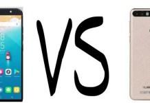 Tecno camon cm vs leagoo kiicaa power-specs features price