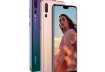 The Huawei P20 is the first smartphone in the world to feature 3 rear cameras
