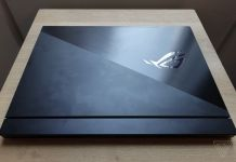 Asus Zephyrus S | world's thinnest gaming laptop