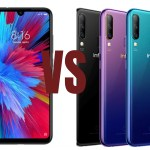 Xiaomi redmi Note 7 Vs Infinix Hot S4