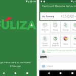 how to check Fuliza balance