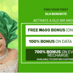 How To Check Glo Berekete Bonus