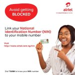 How To Link Your NIN To Your Airtel Line