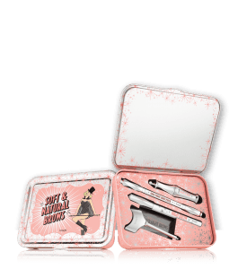soft natural kit sourcils benefit