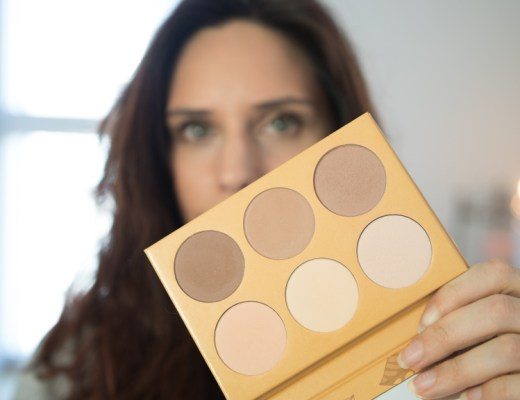 Maquillage teint couleur caramel-2