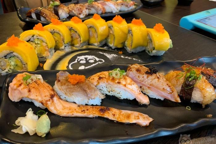 南投草屯必吃美食》粒屋壽司,平價美味握壽司/日本料理/加州捲,在地人推薦的私房餐廳