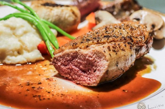 淡水竹圍牛排推薦》品味牛排餐酒館,平價的高級享受,真材實料的淡水西餐廳推薦