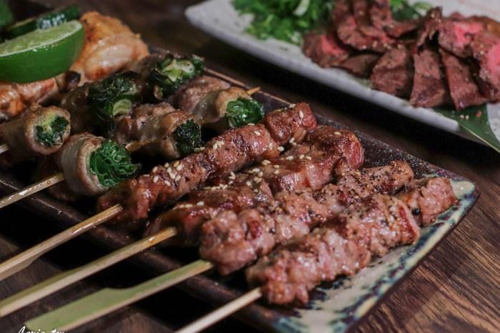 萬華居酒屋 喜舍酒食串燒,溫馨美味的串燒、烤物,一試成主顧