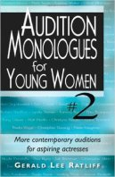 Audition Monologues for Young Women, #2