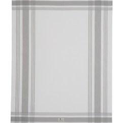 Gray Kitchen Towels Modern Cabinet Doors Hotel Framed Towel White