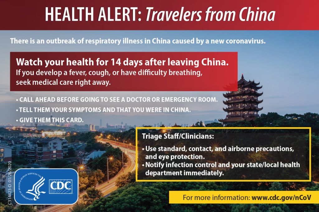 CDC provides updates on coronavirus outbreak – Lexington-Fayette ...