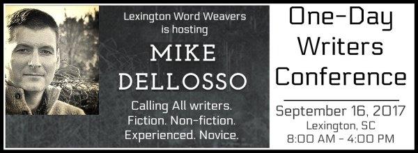 Mike Dellosso One-Day Writers Conference via LexingtonWordWeavers.com