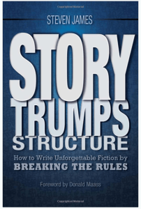Steven James' Story Trumps Structure